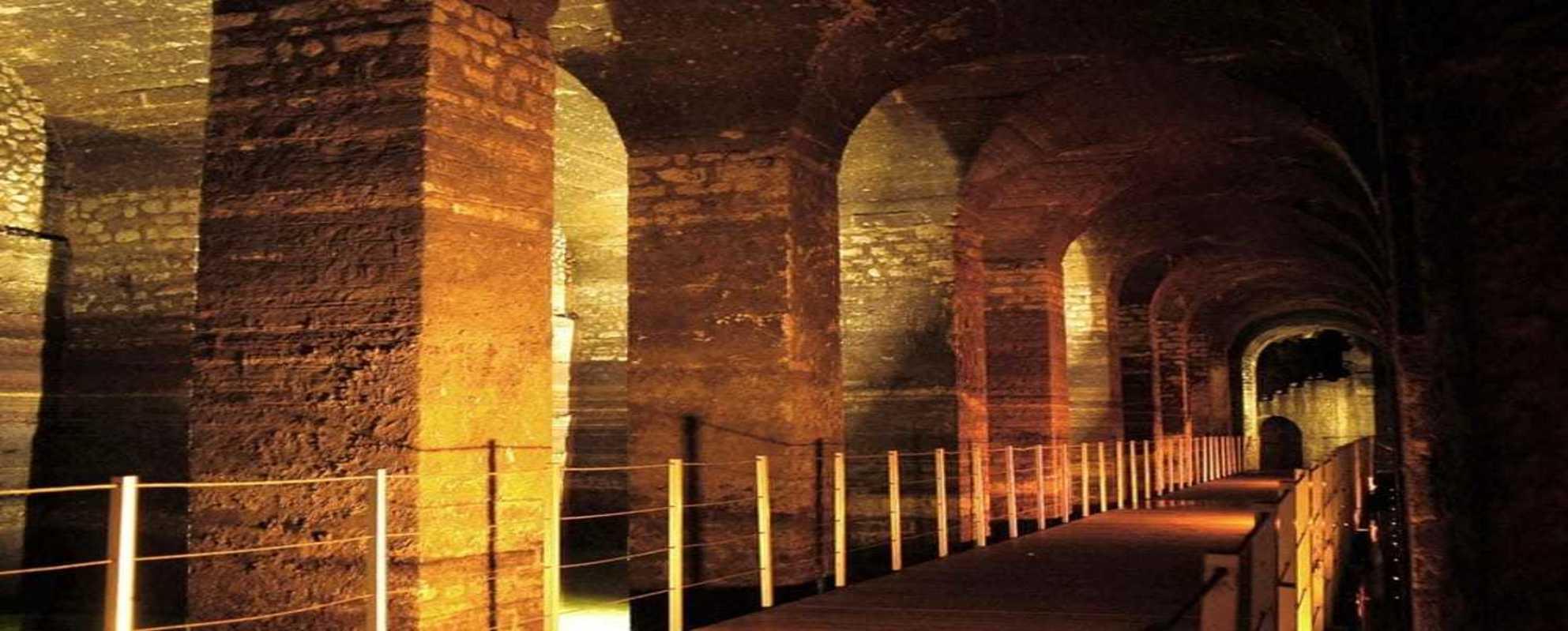 Il Cisternone Romano