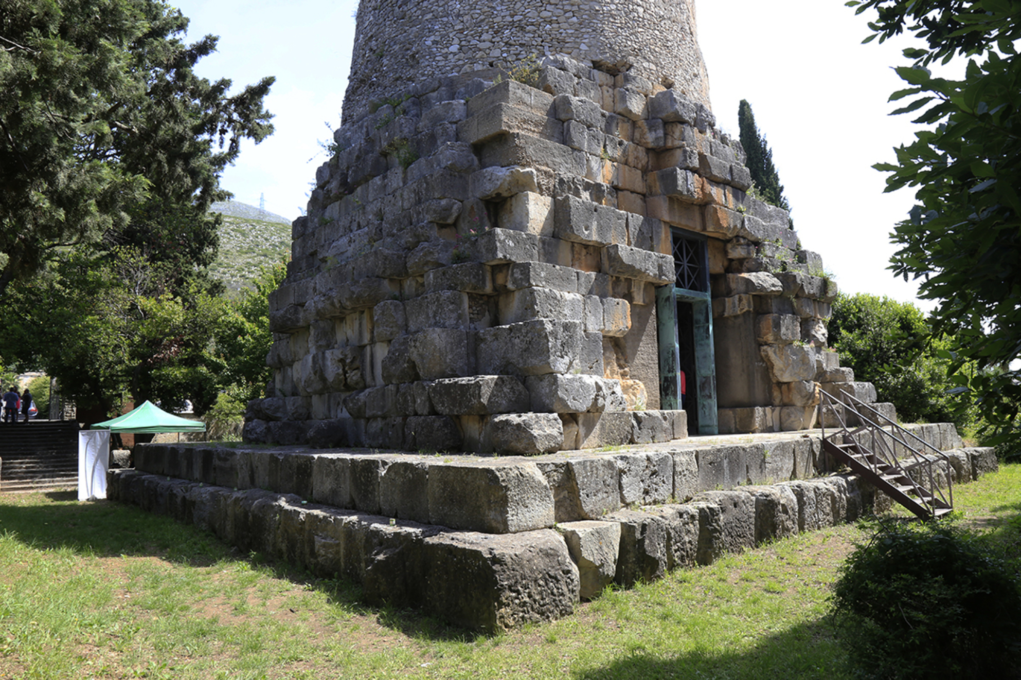La tomba di Cicerone